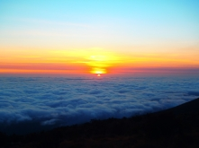 Kikilewa Camp Sunrise - Wow!