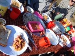 Day 3 Breakfast Spread!